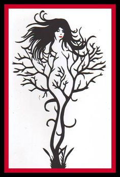 All sizes | Lady of the Trees | Flickr - Photo Sharing!
