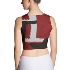 Japanese Inspired Kanji of Life - Sublimation Cut & Sew Crop Top by TopJapaneseGifts on Etsy https://www.etsy.com/listing/598952536/japanese-inspired-kanji-of-life