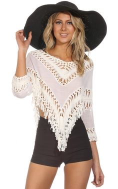 1 Tops Online Shopping, Sabo Skirt, Summer Essentials, Boho Shorts, Fashion Beauty, Cover Up, Fashion Outfits, Day, Dresses