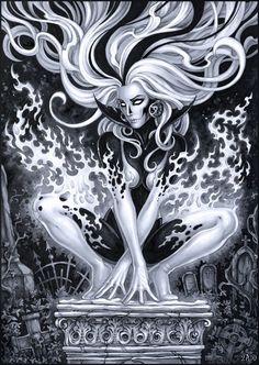 Silver Banshee (DC)