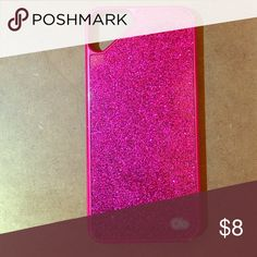 iPhone 5/5s case Pink sparkly Olo case Accessories Phone Cases