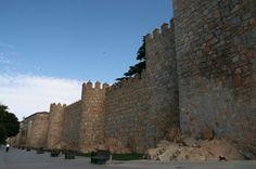 スペイン・アビラの城壁