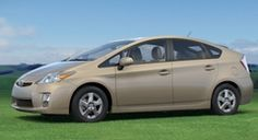 Toyota Prius 2011 - I'm learning to love going slow, slower, and slowest.