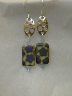18 of 52 pairs of earrings by clareonarope, via Flickr