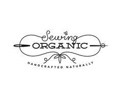 Logo Design - Sewing Organic