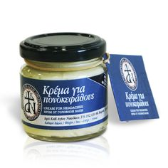 Cream for Headaches that acts as soothing and calming on the nervous system.  It is ideal to fight insomnia, migraines and headaches that come from physical and mental fatigue. It is suitable for the suppression of anxiety, depression and hyper stimulation. A unique product of Mount Athos / Κρέμα που δρα ως χαλαρωτικό και ηρεμιστικό του νευρικού συστήματος.  Ιδανική για την καταπολέμηση των αϋπνιών, των ημικρανιών και των πονοκεφάλων.Μοναδικό προϊόν του Αγίου Όρους.