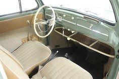 1961 vw original interior dash
