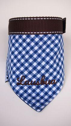 STITCHBULLY+Halsband+für+Lausbuben+von+stitchbully++auf+DaWanda.com