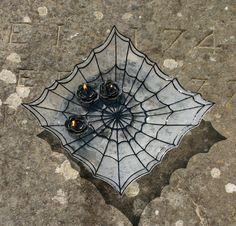 Gothic 'Wicked Webs' Spiderweb / Cobweb by StarlightAndShadows, £99.99