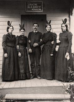 The Jack Rabbit Club