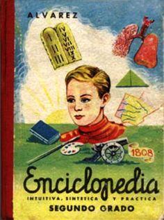 TODAS LAS ASIGNATURAS EN UN LIBRO. enciclopedia de 2º grado