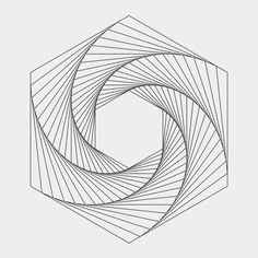 #OC14-003 A new geometric design every day.