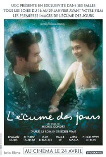 L'ecume des jours (Mood Indigo) (2013) by Michel Gondry. Can't wait to see the new Gondry movie! Based on the Boris Vian novel.