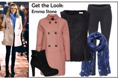 Get the Look: Emma Stone http://www.fashionupyourlife.de/get-the-look-emma-stone/