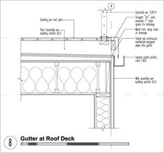roof deck construction - Google Search