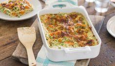 Eine gute Alternative zur klassischen Lasagne, die leichte Gemüselasagne - unbeschwert lecker! Das Rezept gibt's bei MAGGI.