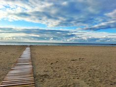 Santa Pola. Playa de Levante 27 febrero 2013