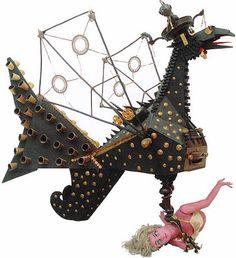 Eco Art: Antonio Berni y sus monstruos