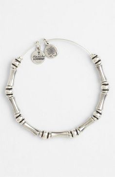 Alex and Ani 'Bamboo' Expandable Wire Bracelet available at #Nordstrom