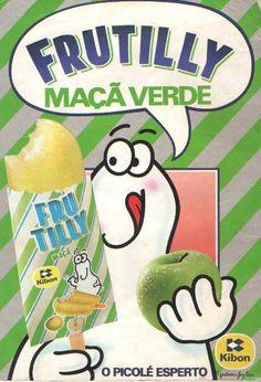 Frutilly Maça Verde (1991)