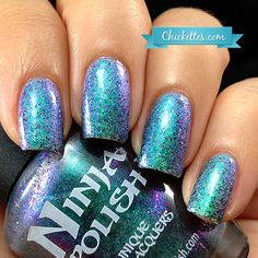 Ninja Polish - Color Shifting Nail Polish