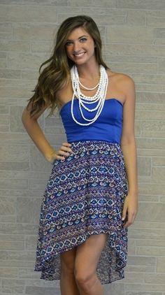 Azul Dress, $54.00