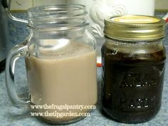 """The Frugal Pantry:Homemade Chocolate Syrup: """"Better than Hershey's!"""""""