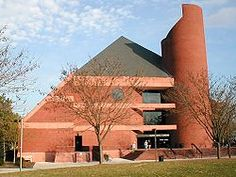 Mussleman Library at Gettysburg College.  I worked here while going to college.