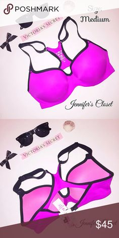 {Victoria Secret PINK} ultimate padded sports bra ✨Welcome!✨ Bundles available  ✨Smoke/Pet free household I ship Monday-Friday same/next day unless it's a national holiday. ✨Reasonable offers welcome, use the offer button!  All items are 100% Authentic and bought from Victoria Secret stores.    ❌NO TRADES ❌NO HOLDS ❌NO PP PLEASE DO NOT RATE ME BASED UPON FIT/SIZE OF YOUR ITEM.   ⚡️PURCHASE AT YOUR OWN RISK  PS: All my items are New with tags, or New in packaging. Please keep that in mind…