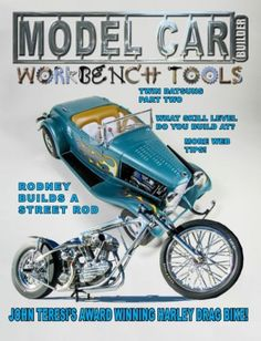 Get your digital copy of Model Car Builder Magazine - Vol 3 / Issue No.1,  Spring 2016 issue on Magzter and enjoy reading it on iPad, iPhone, Android devices and the web.