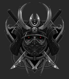 The Blackout Samurai on Behance