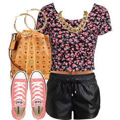 """Peaches."" by livelifefreelyy on Polyvore"