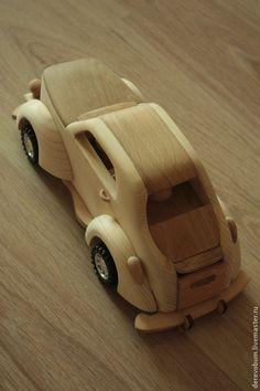 Купить ретро автомобиль - автомобиль, ретро автомобиль, игрушка ручной работы, сувениры ручной работы