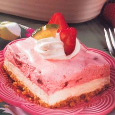 Strawberry Margarita Squares - The Pampered Chef®