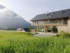 House M   Nhà ở Bad Aussee, Áo – hohensinn architektur   KIẾN TRÚC NHÀ NGÓI