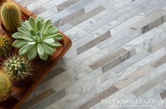 Rhodes, Talya Collection by Sara Baldwin for Marble Systems - contemporary - Tile - Dc Metro - Sara Baldwin Design