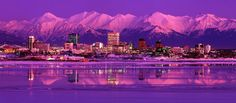 Anchorage....beautiful....
