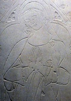 Le gant féminin au XIIIe siècle - The female glove in the 13th century - Site de Cité d'Antan !