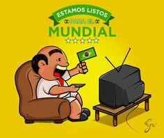 Perú no va al mundial, nos toca alentar a otro país, otra vez...