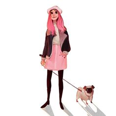 @itsmarziapie got hugely inspired by her last clothing line!