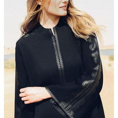 Image result for leather abaya