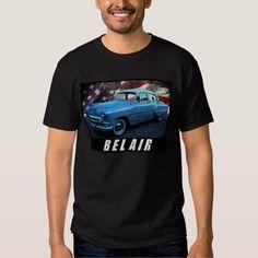 1953 Bel Air 4 Door Sedan Shirt