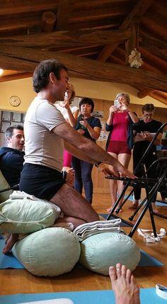 29 best iyengar yoga bolster images  yoga bolster