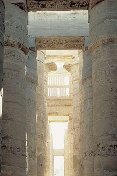 Karnak Temple, Egypt #CosmosTours