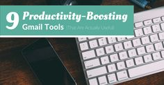 9 Productivity-Boosting Gmail Tools (That Are Actually Useful) — Read for how to: Type commonly used words, sentences, even paragraphs, in shorthand with Auto TextExpander, have your grammar checked with Grammarly, mass unsubscribe to newsletters with unroll.me, track email responses with Sidekick, enable keyboard shortcuts for Gmail, annotate photos with Skitch, record a how-to video with Recordit, send large attachments with Dropbox, and save your newsletters to read later in Pocket.