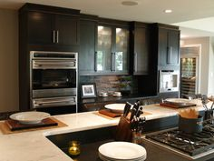 Kitchen Photos Ranch House Design, Pictures, Remodel, Decor and Ideas