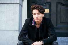 Luca Gilliot Bomber Jacket, Handsome, Character, Fashion, Men, Hair, Moda, Fashion Styles, Fashion Illustrations