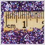 ".015"" / < 1MM Hexagon - What size of glitter are you looking for? You can find it here at Glitties! #glitter #bulk #glitties"