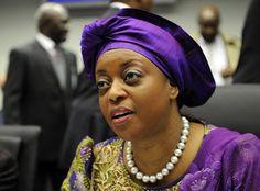 Ekpo Esito Blog: Diezani Alison-Madueke secretly obtains foreign ci...