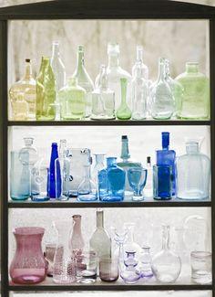 glas-kleur-flessen